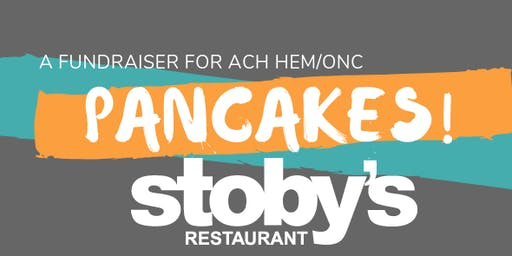 Stoby's $5 Pancake Fundraiser