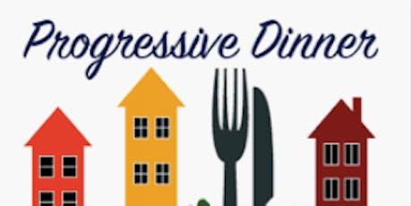 Progressive Dinner tickets