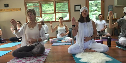 Manifesting Abundance: Fall Kundalini Yoga Retreat