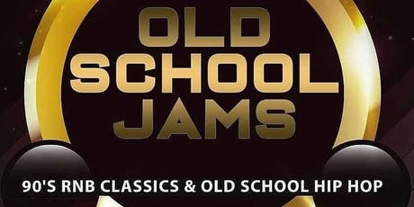 OLD SCHOOL JAMS OVER 25's EVENT @ THE RIALTO tickets