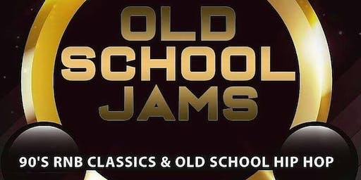OLD SCHOOL JAMS OVER 25's EVENT @ THE RIALTO