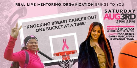 Shoot for Hope: knocking breast cancer out one bucket at a time. tickets