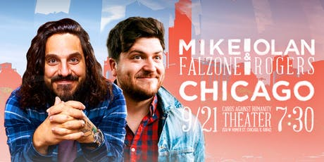 Mike Falzone & Olan Rogers LIVE in Chicago tickets