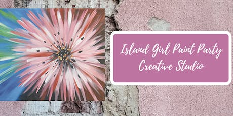 Paint Party at Island Girl Creative Studio tickets