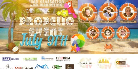 The Propelio Event - DFW July 9th tickets