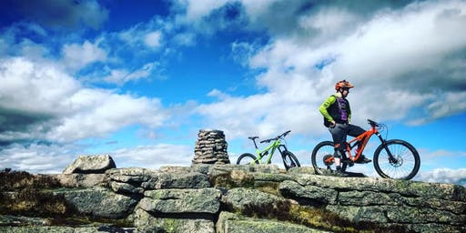 Bennachie Bike Bothy - Demo Weekend