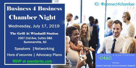 Business 4 Business Chamber Night@Carnes Crossroads  tickets
