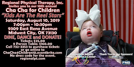 10th Annual Cha Cha For Children tickets