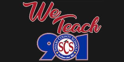 Shelby County Schools New Teacher Orientation 2019