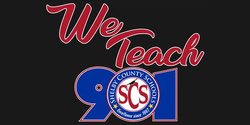 Shelby County Schools New Teacher Orientation 2019