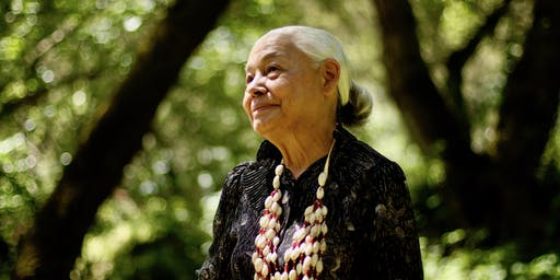 """""""We Are Still Here:"""" Ohlone Elder Honors Her Ancestors (Film & Dialogue)"""