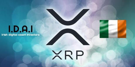 Irish XRP/Crypto Meetup tickets