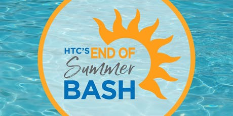 HTC's 2019 End Of Summer Bash! tickets