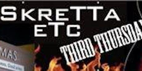 Live Music w/ Skretta Etc at Vino Mas tickets