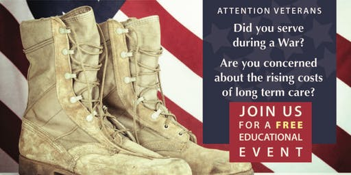 Veterans' Aid & Attendance Benefits for Long Term Care