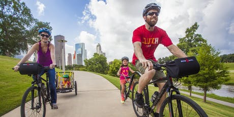 Trash Collecting with Bike Barn & Buffalo Bayou Partnership tickets