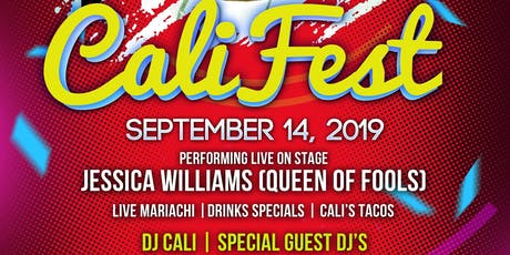 CALI FEST tickets