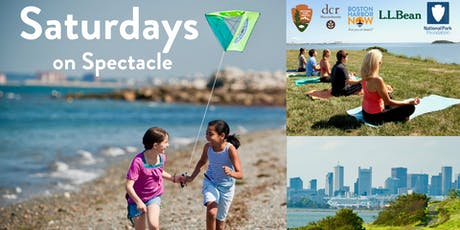 Saturdays on Spectacle Island tickets
