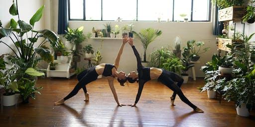 Yoga in SoDo Pop-Up