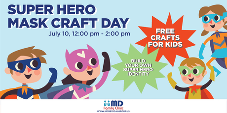 Free Summer Kids Super Hero Day- Denton tickets