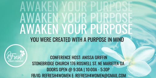 2019 Refresh Women's Conference