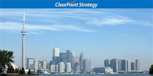 ClearPoint Community: Toronto Regional Meeting
