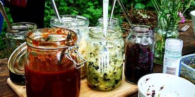 Wild Food Foraging Walk - Bramber