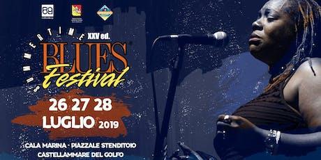 2nd Night |UMBERTO PORCARO 4et /DIVAS BLUES & SOUL NIGHT|SBF19 biglietti