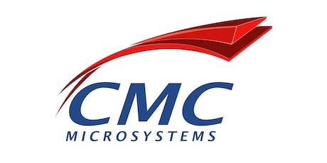 Presentation by Gord Harling, CEO of CMC Microsystems - University of Saskatchewan tickets