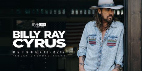 Billy Ray Cyrus with Johnny McGuire & Gabe Garcia tickets
