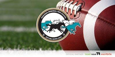 Memorial vs Summer Creek JV Football