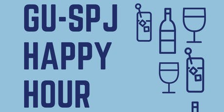 SPJ Georgetown Chapter - Networking Happy Hour tickets