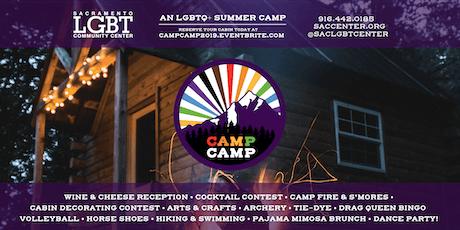 Camp Camp 2019: An LGBTQ+ Summer Camp  tickets