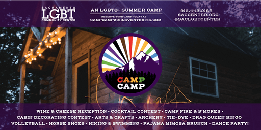 Camp Camp 2019: An LGBTQ+ Summer Camp
