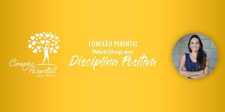 Workshop Conexão Parental ingressos