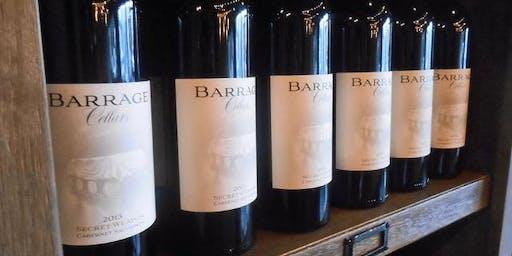 Barrage Winemaker Dinner