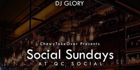 #SocialSundays at QC Social Lounge  tickets