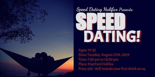 Speed Dating - Ages 19-32