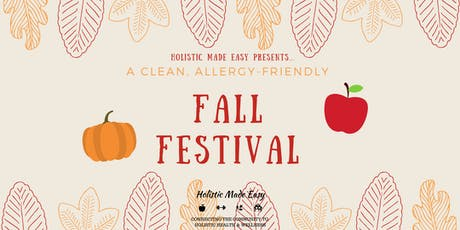 Middle TN's Holistic Fall Festival!  tickets