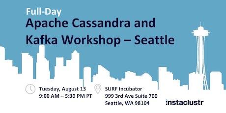 Full-Day Apache Cassandra and Kafka Workshop – Seattle tickets