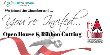 Ribbon Cutting Ceremony & Open House tickets