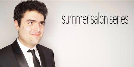 Zack Zadek: Summer Salon Series tickets