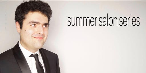 Zack Zadek: Summer Salon Series