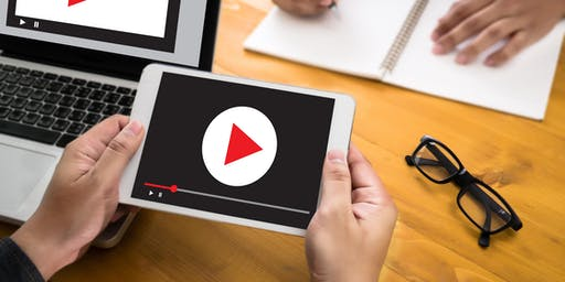 QLD - Channelling Spielberg on a budget: Creating video for social media(Brisbane)