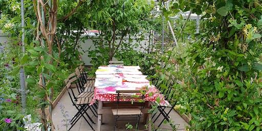 Slime Workshop At Secret Herb Garden