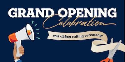 Grand Opening Celebration & Ribbon Cutting Ceremony