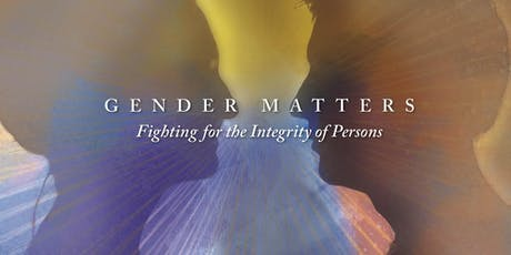 Gender Matters Fighting for the Integrity of Persons tickets