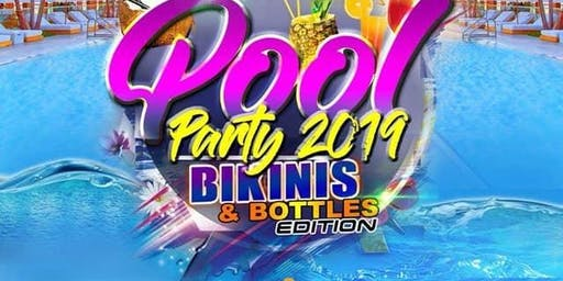 Bikini&Bottle Pool Party