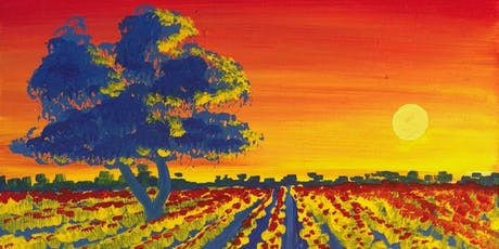 Sunset Vine Paint & Wine tickets