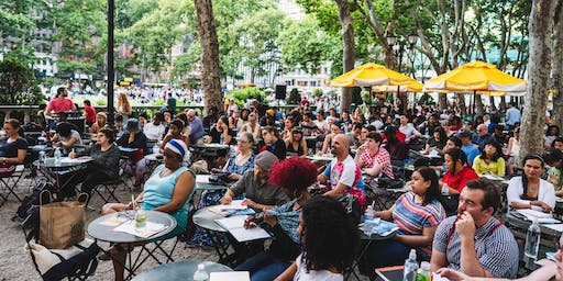 Bryant Park Writers Workshops
